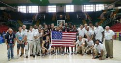 Clemson's USA Team advances to Gold Medal game