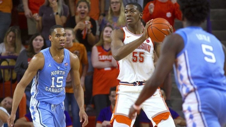 Clemson had its chances in two-point loss to UNC (Photo by Josh Kelly, USAT)
