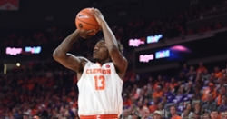 Clemson men's basketball concludes homestand with Alabama A&M