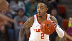 Reed's career-high 31 leads Clemson to victory over Boston College