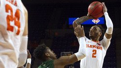 Reed scores 24 as Tigers advance in NIT with win over Wright St.