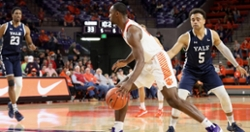 Lackluster offensive effort costs Tigers in loss to Yale