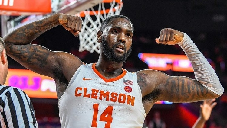 Former Clemson forward signs with Ukrainian team