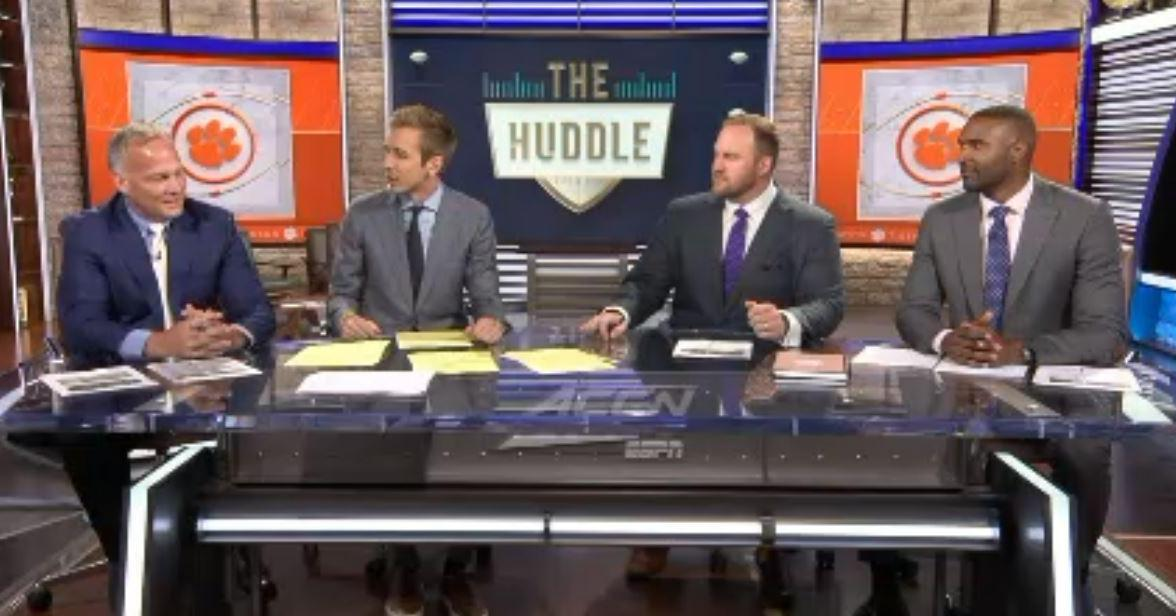 WATCH: ACC Network 'Huddle' breaks down Clemson undefeated chances - TigerNet.com