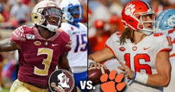 WATCH: Preview of Clemson vs. Florida State
