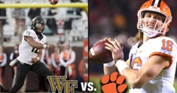 WATCH: Clemson vs. Wake Forest Preview