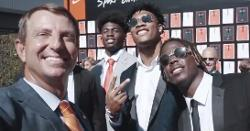 WATCH: Behind the scenes with Clemson football at ESPYS