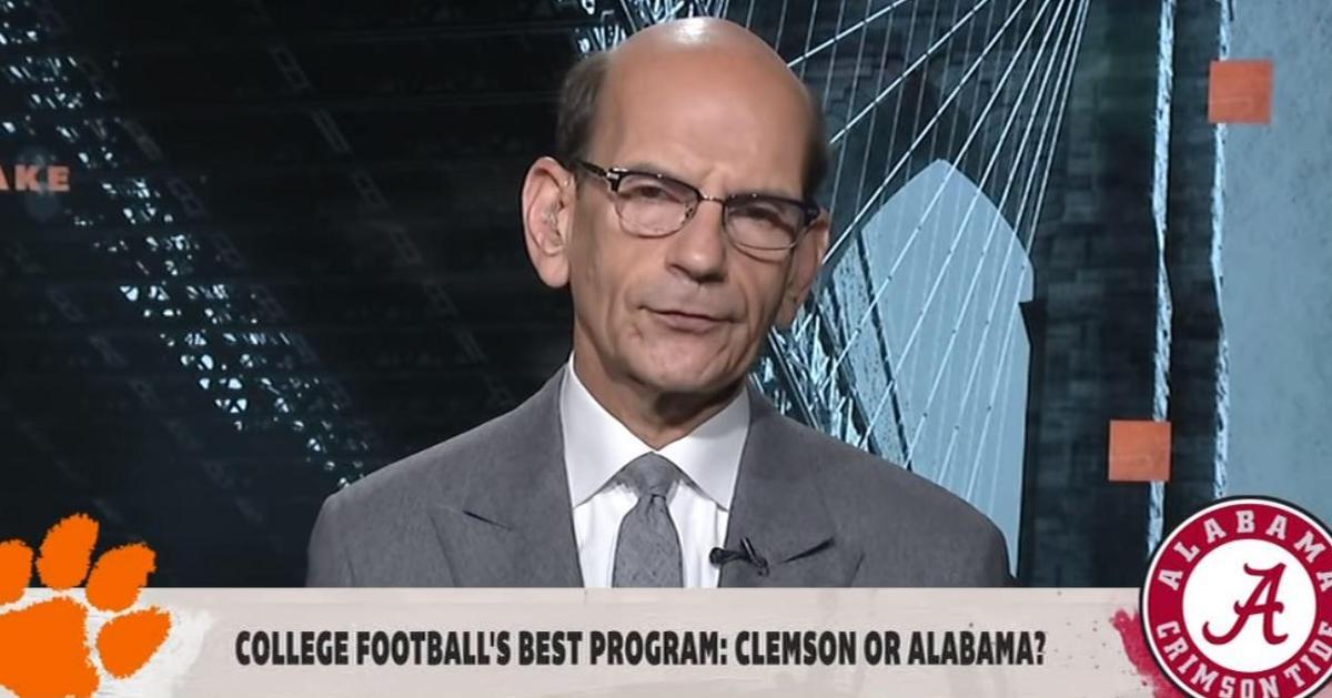 WATCH: Finebaum says Clemson is nation's top program, Lawrence top QB - TigerNet.com