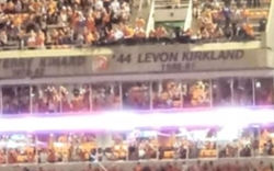 WATCH: Levon Kirkland inducted into Clemson's Ring of Honor
