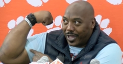 WATCH: Levon Kirkland on going into Clemson Ring of Honor