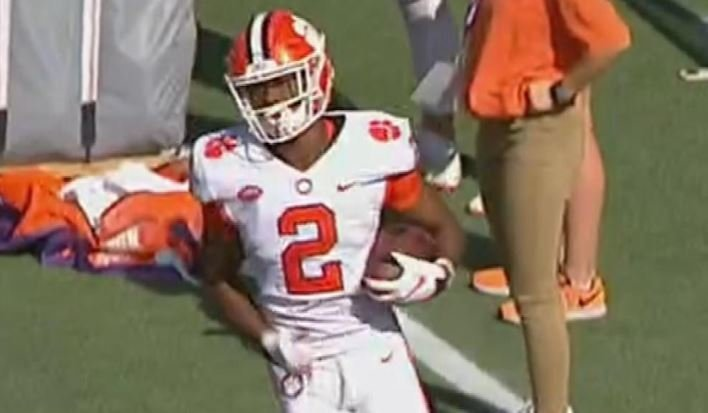 WATCH: Frank Ladson Jr. Spring game highlights