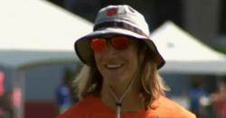 WATCH: ESPN All-Access with Trevor Lawrence at Manning Academy