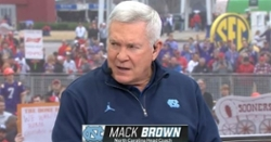 WATCH: Mack Brown previews ACC Championship on ESPN GameDay