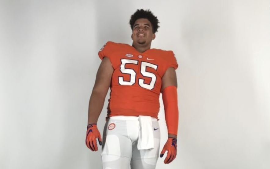 Clemson in top schools for 4-star Florida OT