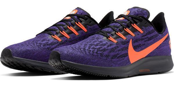 Clemson Nike Air Zoom Shoe