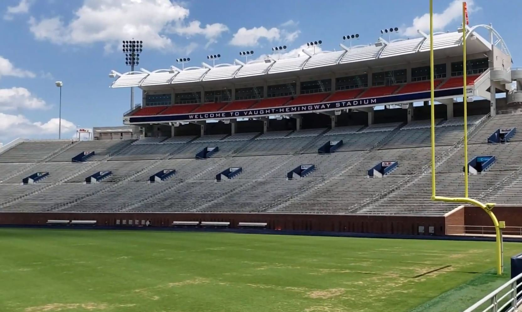 TigerNet on the road: Touring Ole Miss campus