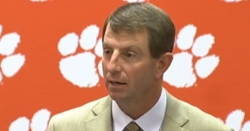 WATCH: Dabo Swinney post-game press conference for Wofford