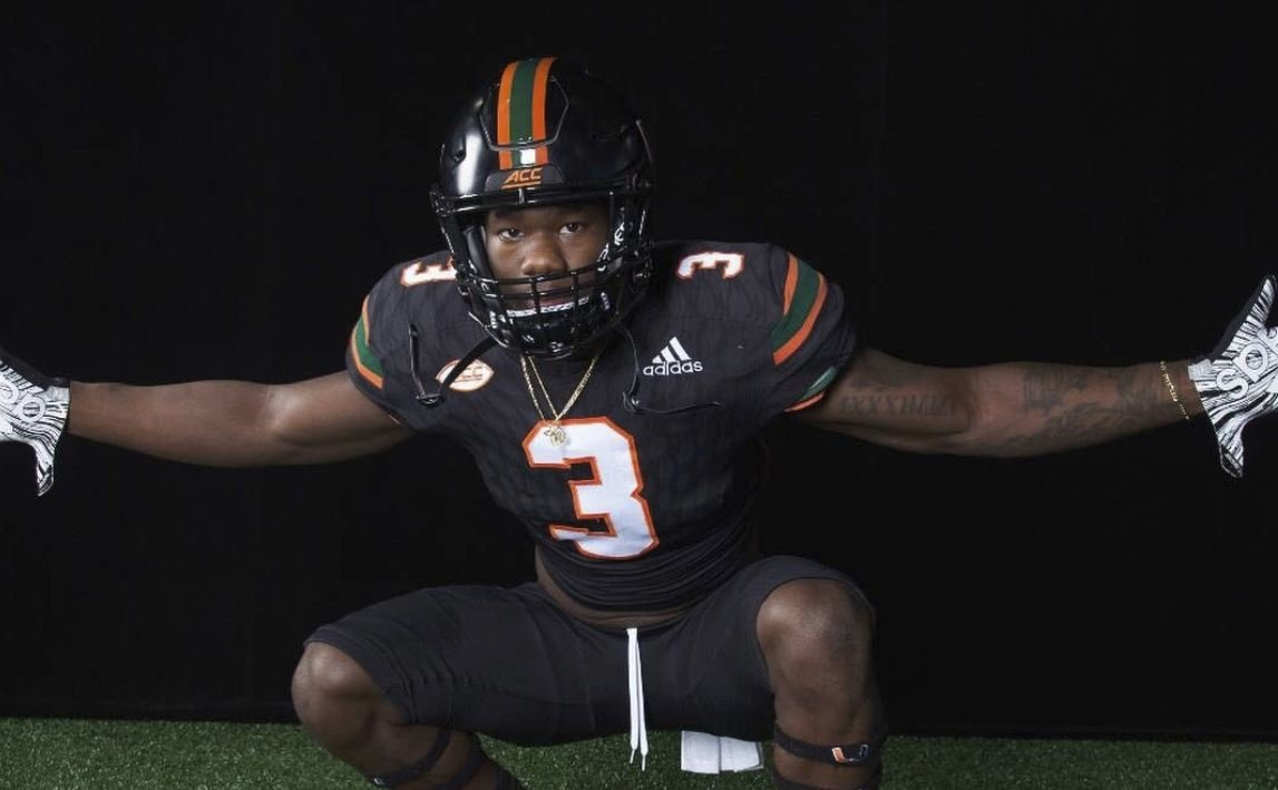 Recent offer decommits from Miami
