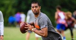 Clemson QB commit to play on national TV