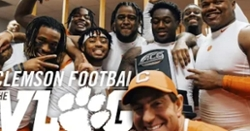 WATCH: Behind the Scenes with Clemson football