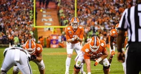 Swinney recaps win over Charlotte, looks ahead to matchup with good friend Mack Brown