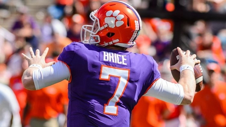 Brice has been  a winner at every level