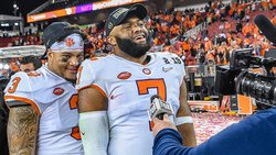Lions announce signing of former Clemson DE