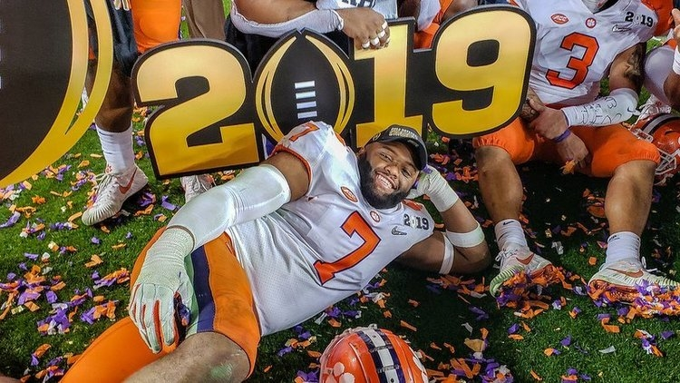 Clemson DE reportedly out for NFL Combine drills