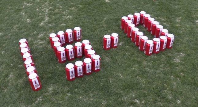 Coca-Cola debuts Commemorative Championship Can