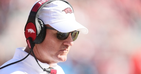 Chad Morris was a former Clemson OC (Nelson Chenault - USA Today Sports)