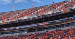 Live from Clemson, SC: Wofford vs Clemson