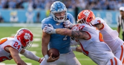 Second Look: Grading Clemson versus UNC
