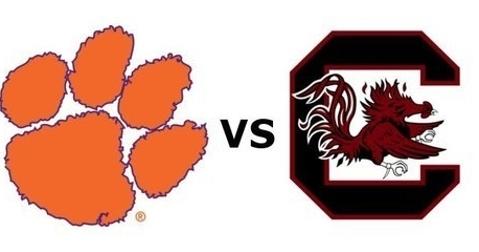 Clemson and South Carolina kick off at noon Saturday