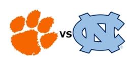 Clemson vs. North Carolina Prediction: Two old friends, rivals do battle