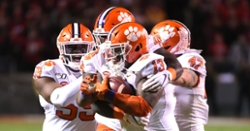 Clemson football among four Tiger programs to earn NCAA awards