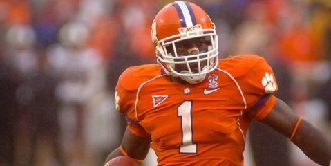 Davis is the No 2 rusher in Clemson history with 3,881 yards