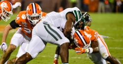Clemson by the numbers: Venables defense builds on impressive start