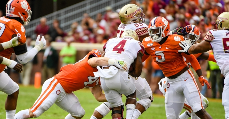 Clemson's current run is reminiscent of FSU under Bobby Bowden.