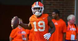 Talent, talent, talent everywhere: Tigers kick off fall camp with first practice