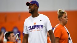 Former Clemson WR hired by West Virginia