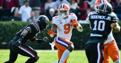 Travis Etienne named nation's top running back by PFF