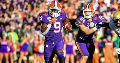 Clemson leads Vegas odds to make CFB Playoff