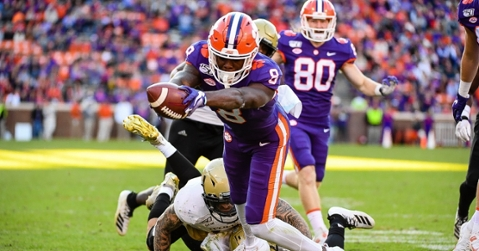Clemson by the numbers: Tigers strengthen efficiency on offense, defense