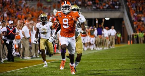 Game time announced for Clemson-Louisville