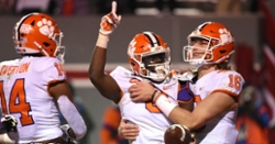 Two Tigers named ACC Players of the Week