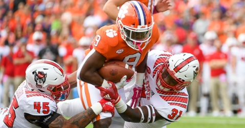 Clemson travels to Raleigh this weekend as a Homecoming guest.