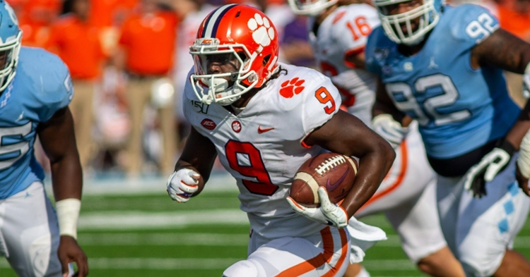 Will Clemson's close call at UNC still haunt them in the first Playoff rankings? That remains to be seen.