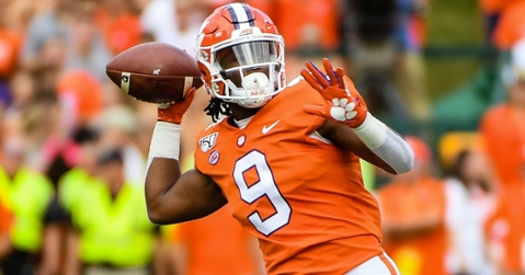 Game time announced for Clemson-Wake Forest