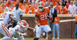 Swinney on Feaster: He earned the right to transfer to South Carolina