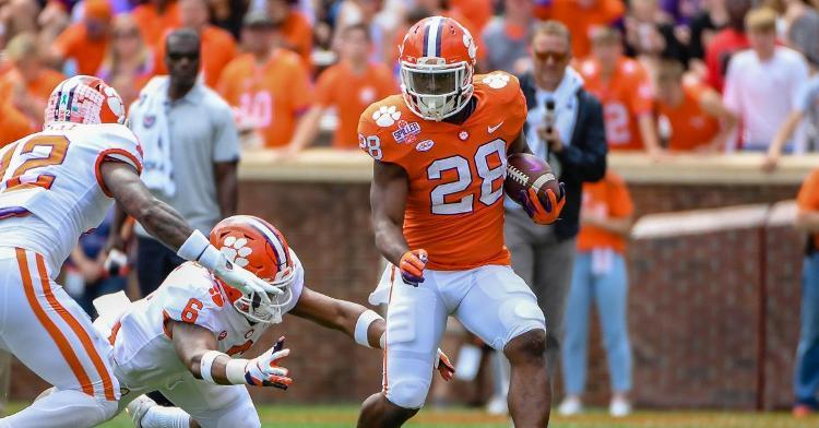 Feaster will soon choose between Virginia Tech and South Carolina